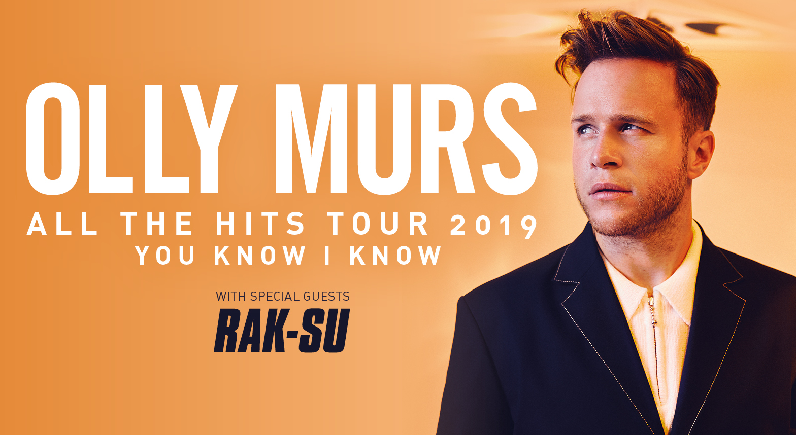 Olly Murs Tickets 2019 Concert Dates Amp Tour The Ticket