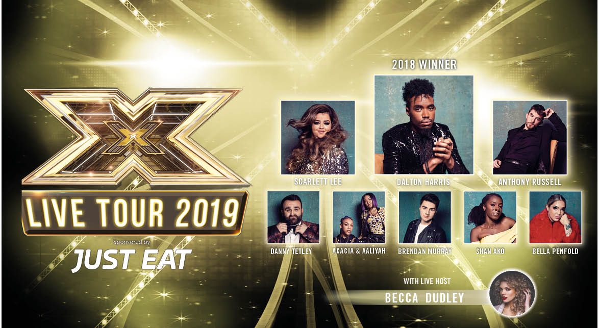 The X Factor Live Tickets | Genting Arena, Birmingham | The Ticket