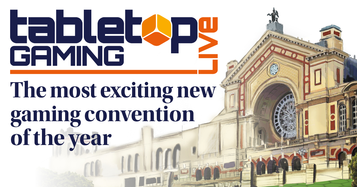 Tabletop Gaming Live Tickets | Exhibition Dates & Tour | The